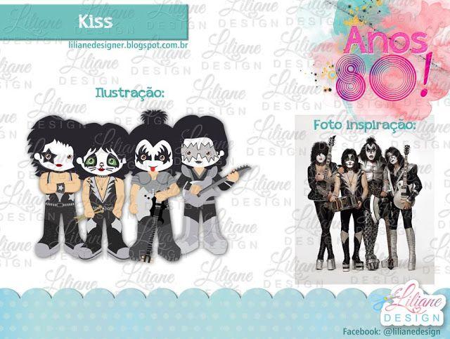 Anos 80: Kiss
