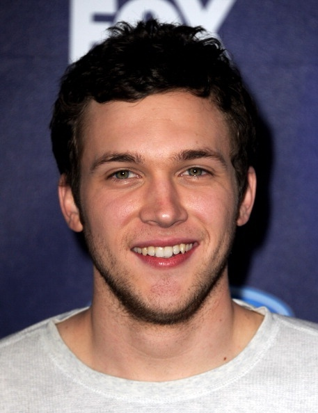 Phil Phillips - Yes, Im sure I could be his Mama, but I still think hes delicious!