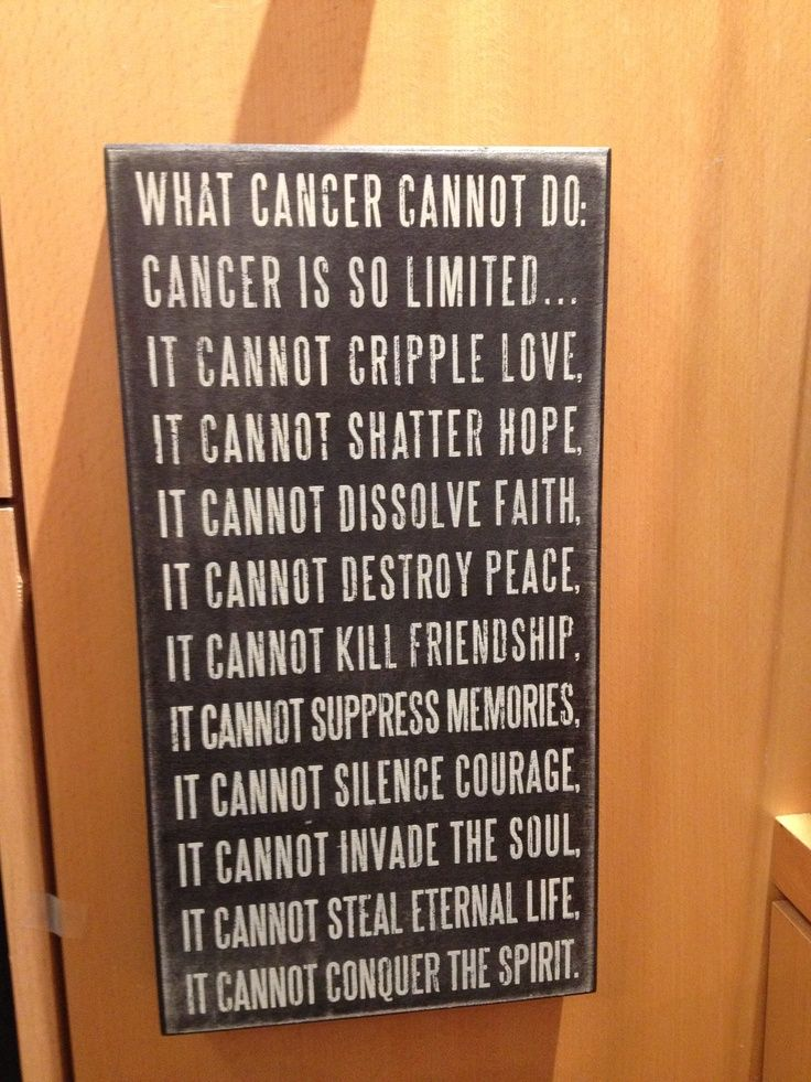 Fighting Cancer Quotes Inspirational - Bing Images