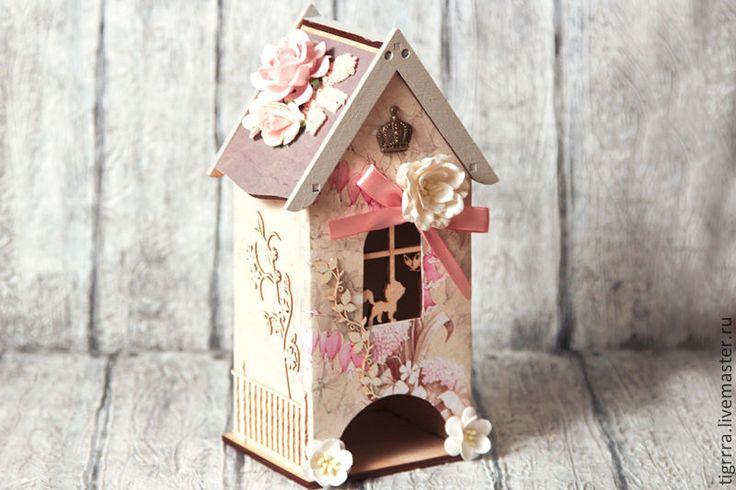 """Купить Чайный домик, серия """"Шебби, № 3 - бежевый, розовый, чайный домик, чай"""