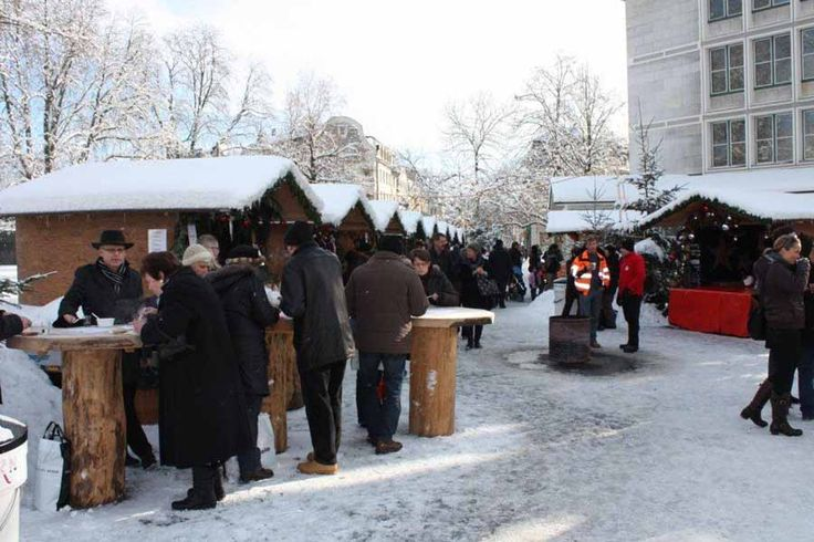 SOLOTHURN Kreuzackerpark - 17.12.2014 to 21.12.2014.