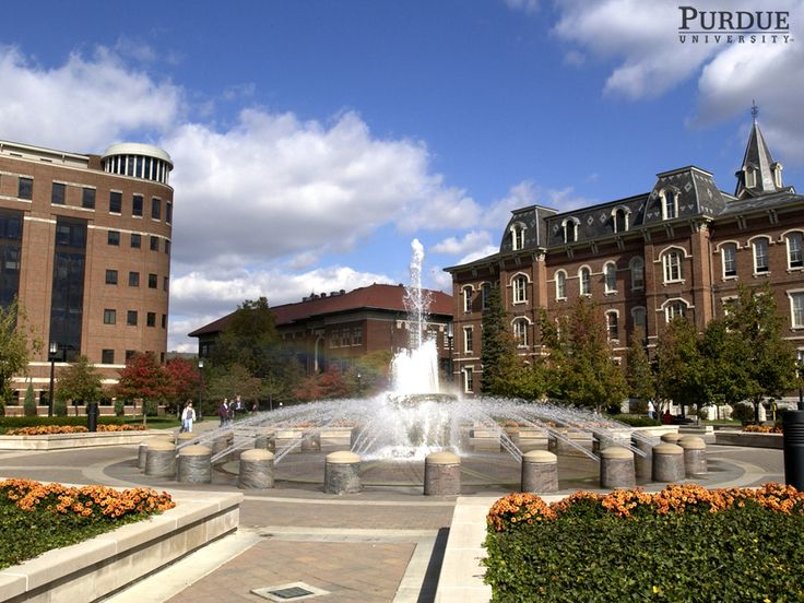 Hail Purdue... I'm a Boilermaker always  <3