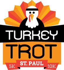 Turkey Trot 5K and 10K in St Paul