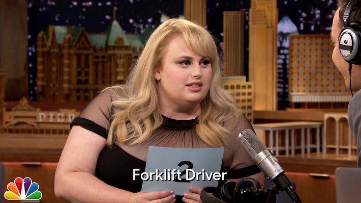 "The Whisper Challenge with Rebel Rebel Wilson stopped by ""The Tonight Show"" on Wednesday to promote ""Pitch Perfect 2,"" and after her interview, she and Jimmy Fallon played a time-honored favorite, ""The Whisper Challenge."" We're beginning to think that the phrases picked for this game are purposely chosen to be confused with something dirty. Lol"