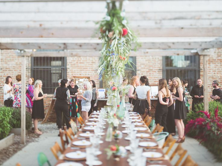 10 Fun Engagement Party Games You're Going to Love (We Promise!) | Photo by: Paper Antler | TheKnot.com