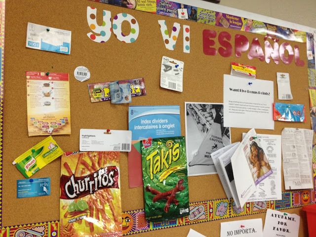Modern Language Classroom Displays ~ Best spanish bulletin boards ideas on pinterest