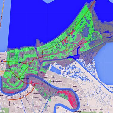 A New York Times opinion piece by Tulane historian Andy Horowitz said new FEMA flood insurance maps give New Orleans residents a false sense of security.