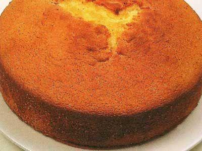 Recetas de pastelería: keke