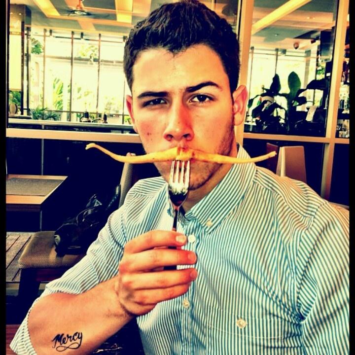 Nick Jonas at his best!