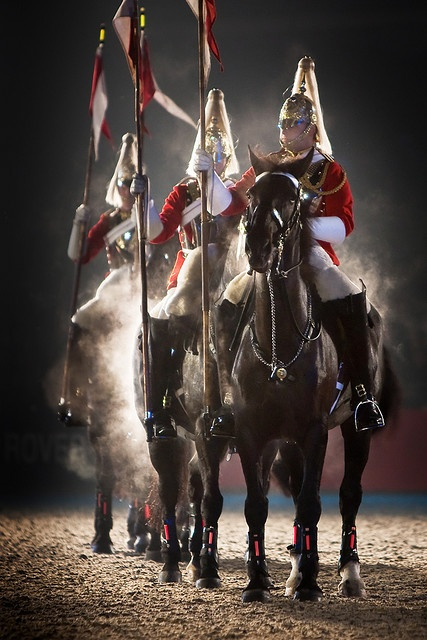 Household Cavalry Mounted Regiment, British Army