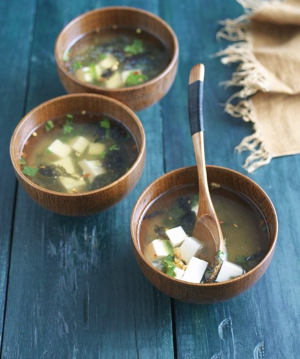4. Begin with Broth