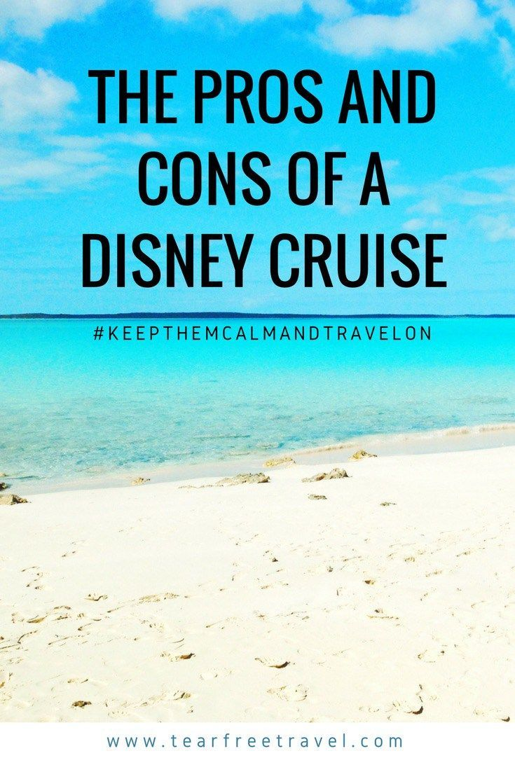 Wondering whether to book a Disney cruise? Read my unbiased review of our 3-night cruise aboard the Disney Dream here to help you with your planning. A list of pros and cons of a Disney Cruise.