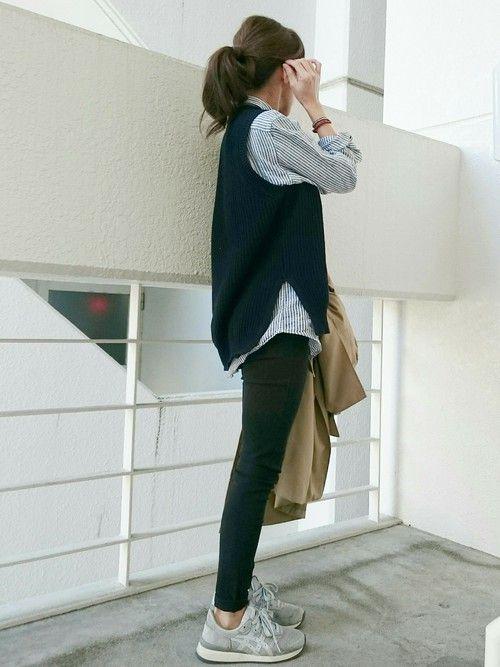 UNIQLOのシャツ・ブラウスを使ったAyaのコーディネートです。WEARはモデル・俳優・ショップスタッフなどの着こなしをチェックできるファッションコーディネートサイトです。