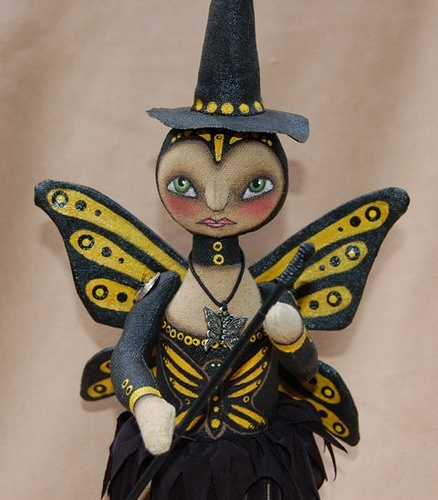 Halloween butterfly witch, one of my favs also, I miss her...