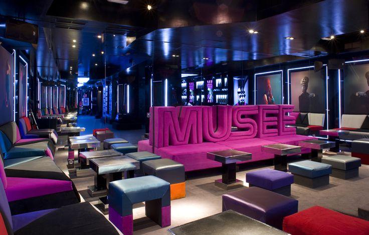 Club Interior Design