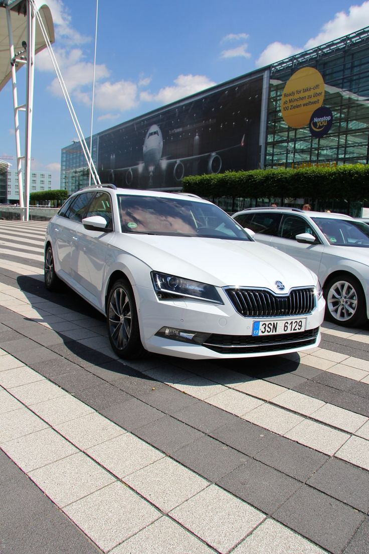 Skoda Superb Combi - AWR Magazin