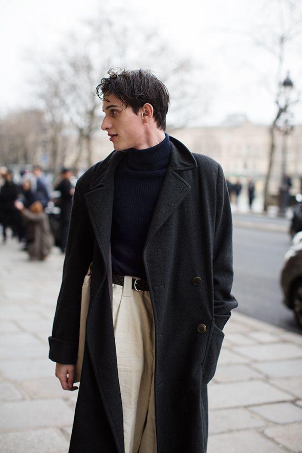 On the Street…Quai Voltaire, Paris