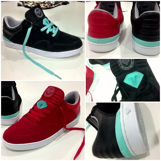 Sneakers Diamond Supply Co.
