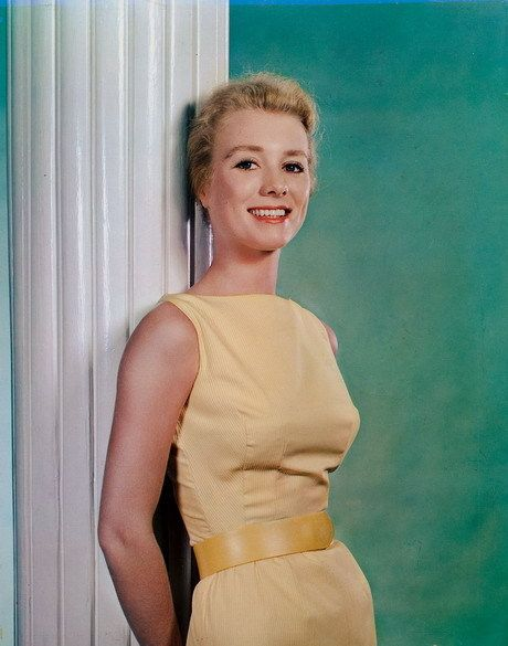 Consider, that Inger stevens bra photos