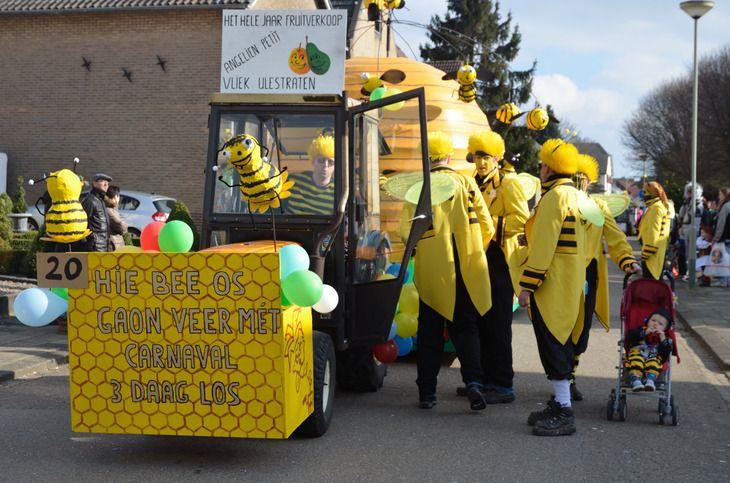 BEE'S BRAEKE LOS IN ULESROATE