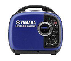 Yamaha Inverter Generator ef2000is v2 Portable [Review] www.penguingadget.com #generator #portable #camping #power #ac #fuel