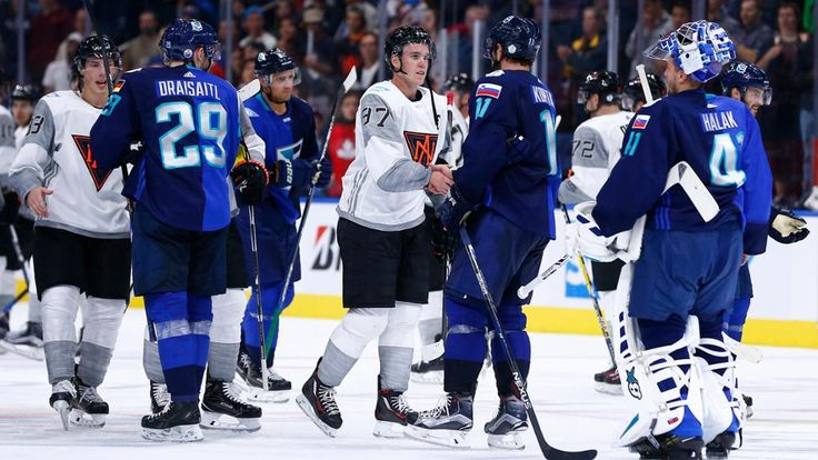 Team Europe aims to slow down Team North America