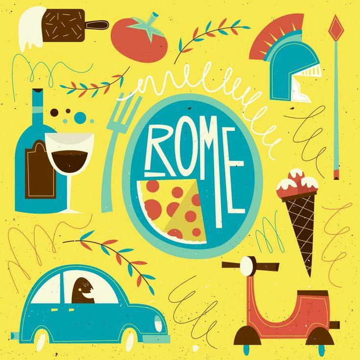 Рим: видеосоветы туристам