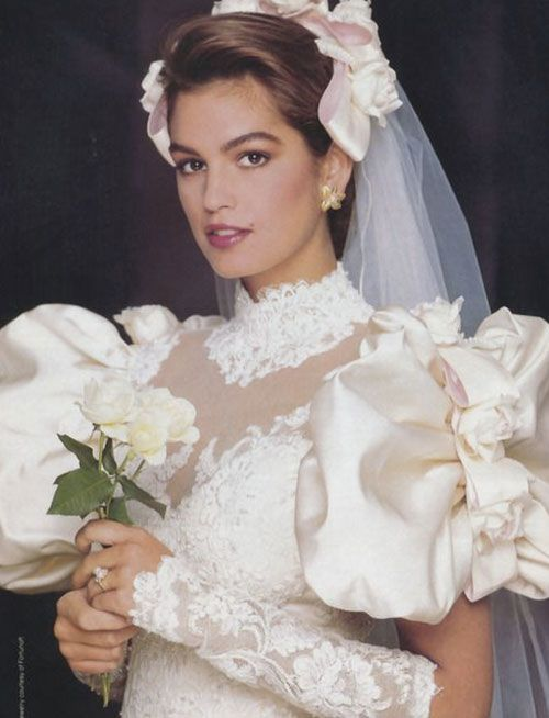 Thinking of 80's Themed Wedding? Here are 13 Dresses to Make You Reconsider ...