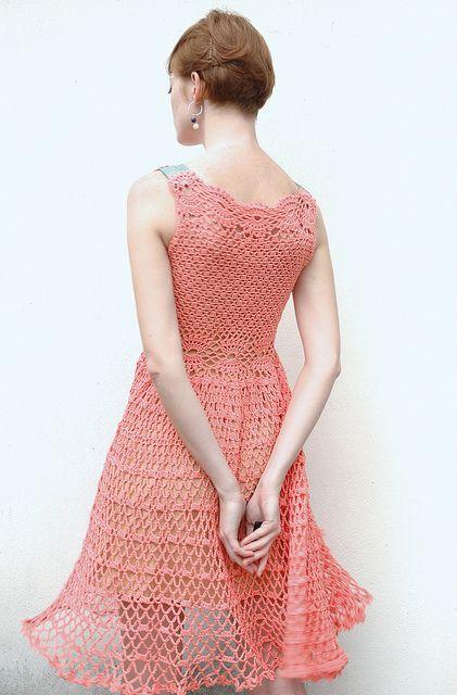 Lolita Crochet Dress 3   Flickr - Photo Sharing!