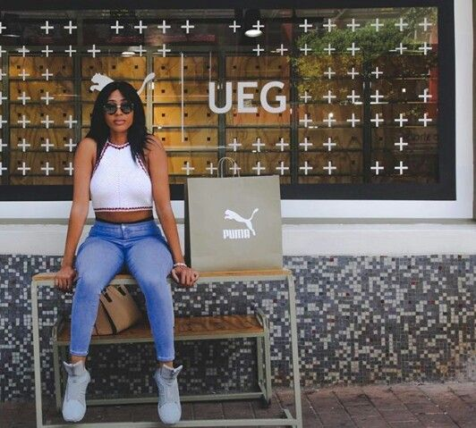 Nadia Nakai Sa S Finest In 2019 African Women Pants