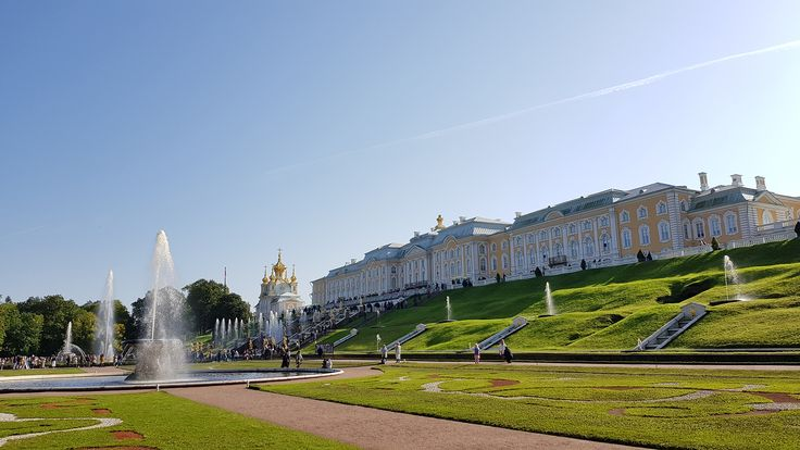 Best of St Petersburg - Peterhof Palast