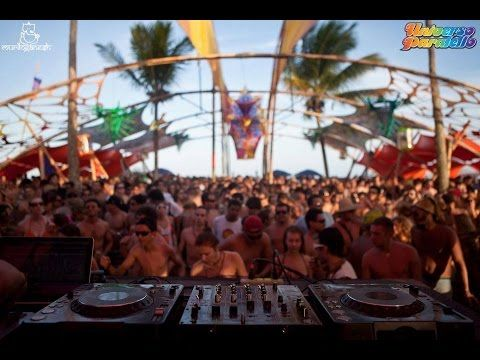 Psychedelic Trance 2015 mix (samurai's selection of new tracks)