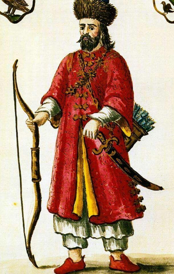 """693 anni fa, Marco Polo,nato a Venezia il 15 settembre 1254, vi morì l'8 gennaio 1324 [1323 more veneto] all'età di 70 anni. Fu sepolto nella chiesa di s,Lorenzo, ma la sua tomba non c'è più. Nell'immagine: Giovanni Grevembroch, """"Marco Polo in Tartaria"""" miniatura realizzata a metà sec.XVIII"""