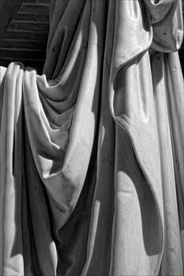 Detail Marble Sculpture
