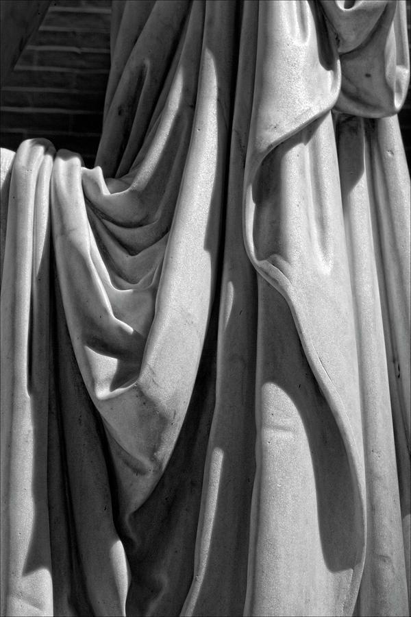 Detail Marble Sculpture