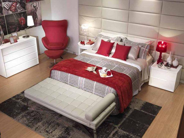Projeto de dormitório por Ana Luiza Florez Arquitetura.