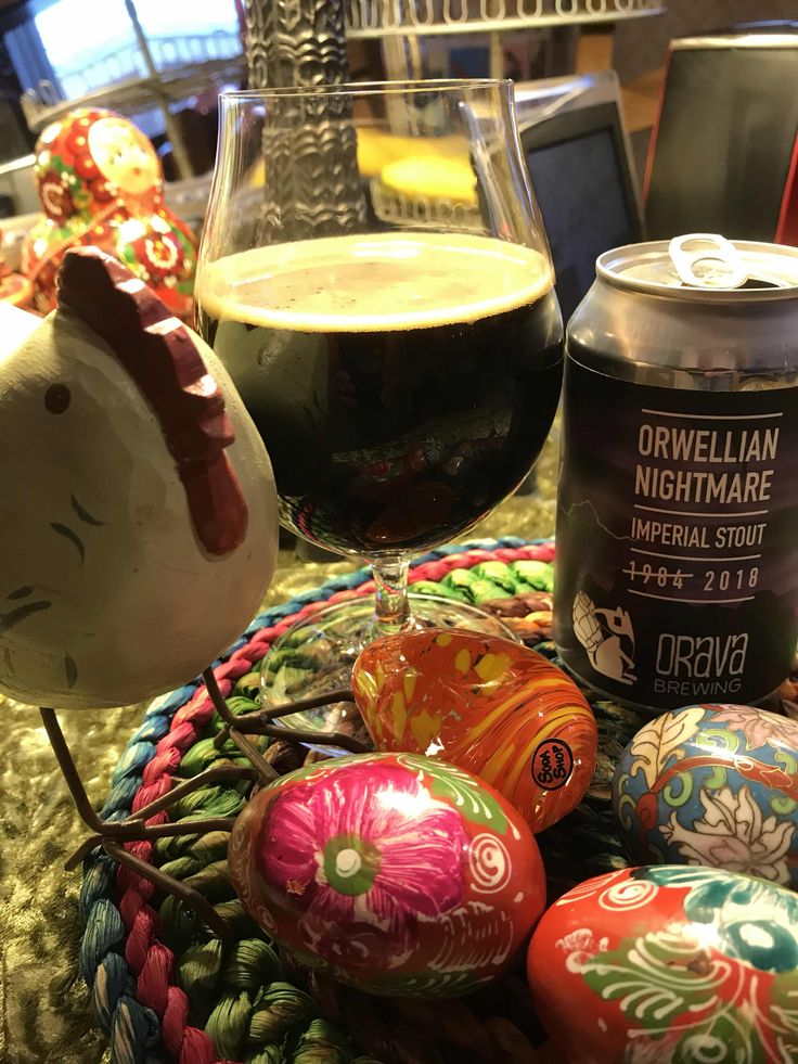 Cool Head Brew Orava Brewing Orwellian Nightmare Imperial Stout