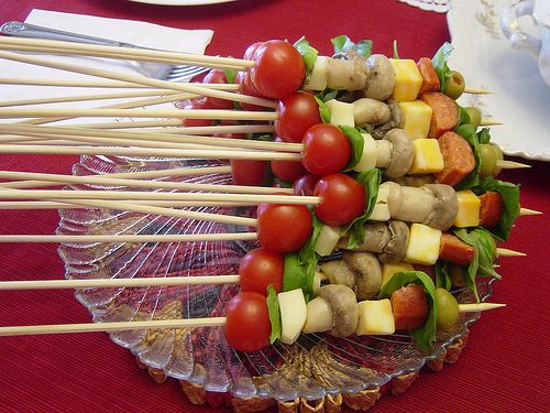 Cold Appetizer Recipes Are
