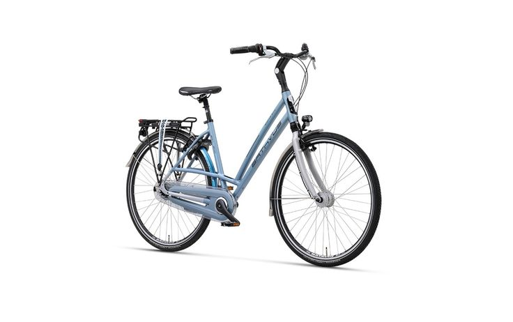 Rower Miejski Damski Batavus San Remo 8P. Piękna modyfikacja klasycznych modeli rowerów. San Remo to połączenie niezawodności i wygody. http://damelo.pl/damskie-rowery-miejskie-rekreacyjne/379-rower-miejski-damski-batavussan-remo.html