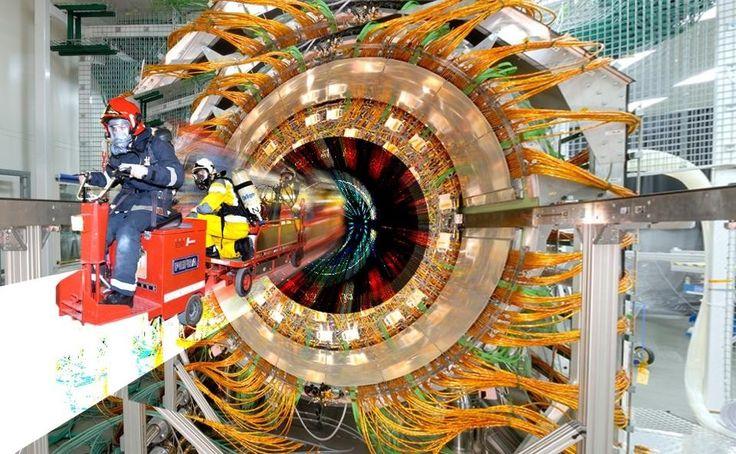 Super collider? Already did.