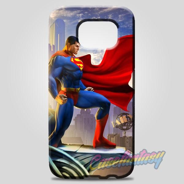 Superman Wonder Woman Kiss Samsung Galaxy Note 8 Case | casefantasy