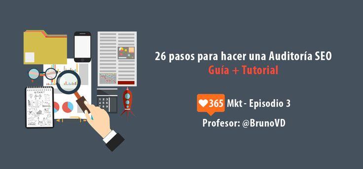 auditoria seo posicionamiento web