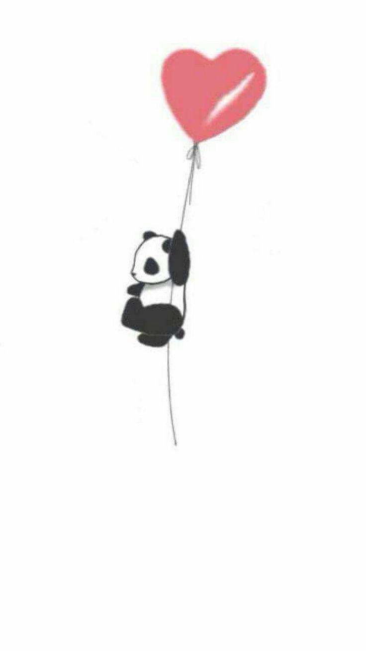 Pin By Sara Cogelja On Hd Phone Wallpaper Panda Wallpapers Panda Wallpaper Iphone Cute Panda Drawing