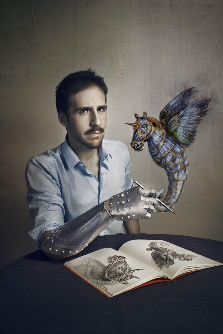 "serie ""people i know"" alvarejo, ilustrador, 2013"