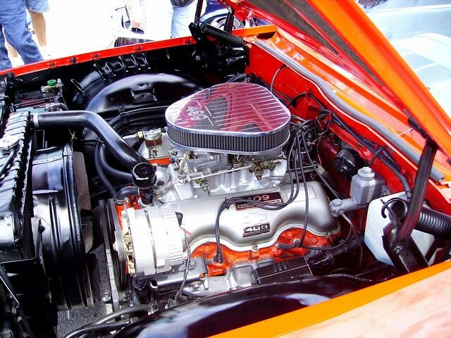 E F A Cad Da D on Dodge 318 Engine Fuel Injected