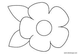 Αποτέλεσμα εικόνας για πατρον για λουλουδια στο νηπιαγωγειο
