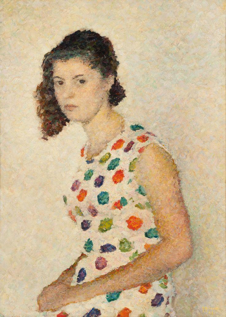 Владимир Вейсберг. «Арбуз и виноград», 1960.