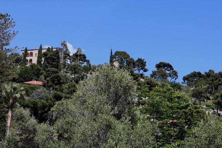 Bordighera (IM) - Villa Mostaccini
