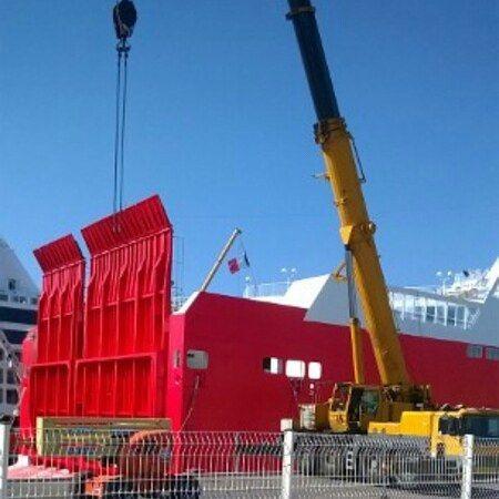 #MaritimaFerries devient #CorsicaLinea de nouvelles couleurs pour une nouvelle compagnie au service des usagers des passagers !!!