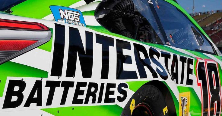 Kyle Busch Interstate Batteries 2017